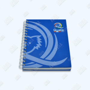 cuadernos anillados personalizados