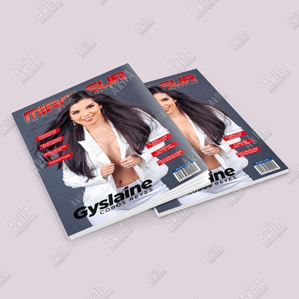 impresion de revistas en lima