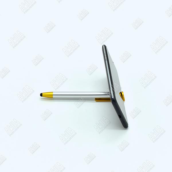 lapicero porta celular personalizado