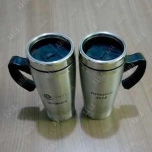 mug metalico personalizado
