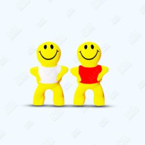 muñeco antiestres personalizado