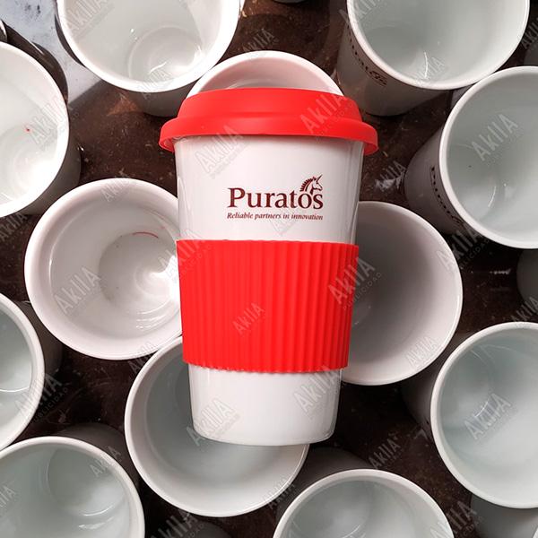 mug de ceramica personalizado con logotipo