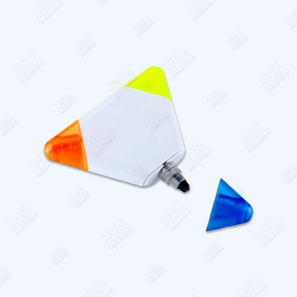 resaltador triangulo personalizado